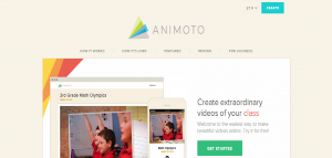 animoto home