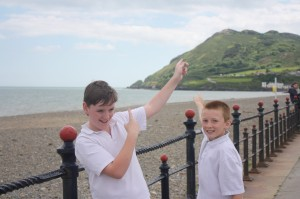It has to be Bray Head for Luke and Ryan's project.