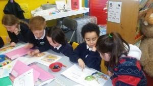 peer to peer reading 1