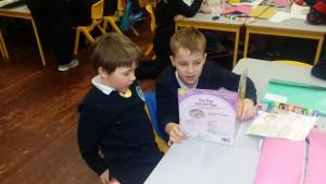 peer to peer reading 3