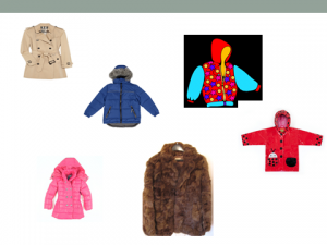 Pictures of coats