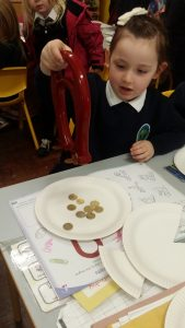 Copper coins are attracted to a magnet!