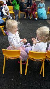 Heidi and Avaleigh