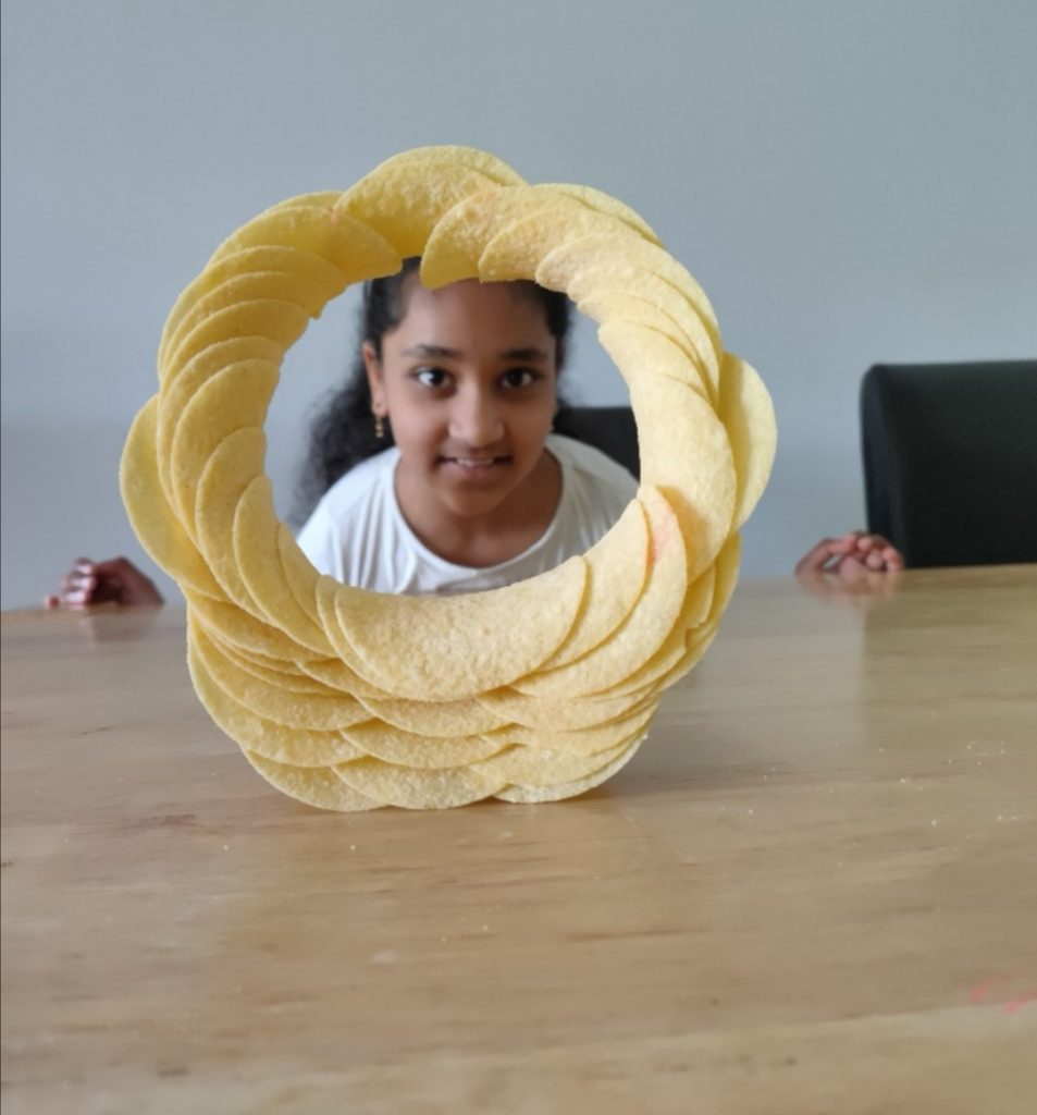 3rd Class Stem Challenge Pringle Ringle St Peter S Primary Bray Blog